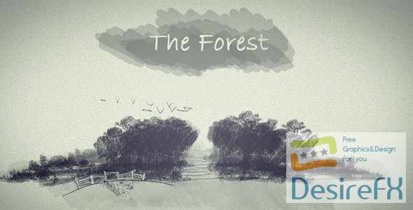 after-effects-projects - Videohive The Forest 11720684