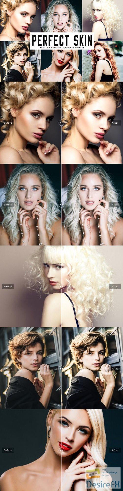 photoshop - Perfect Skin Lightroom Presets 4025916