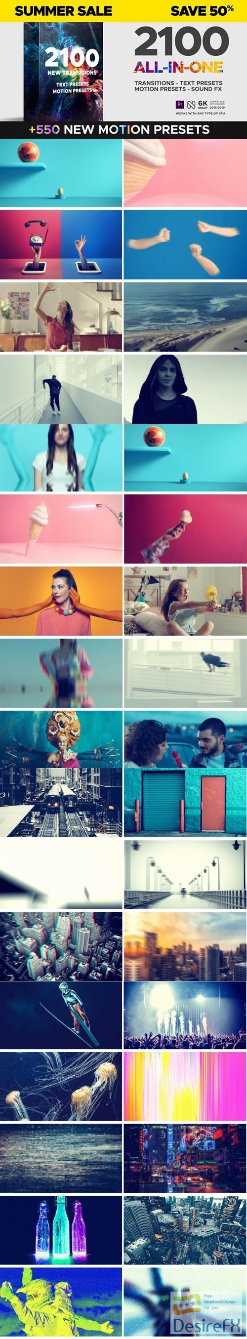 premiere-pro - Videohive Transitions v.5 22834323