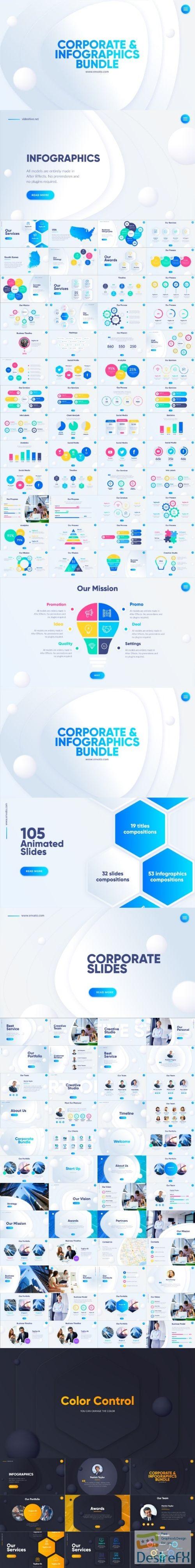 Videohive Corporate Bundle 21669208