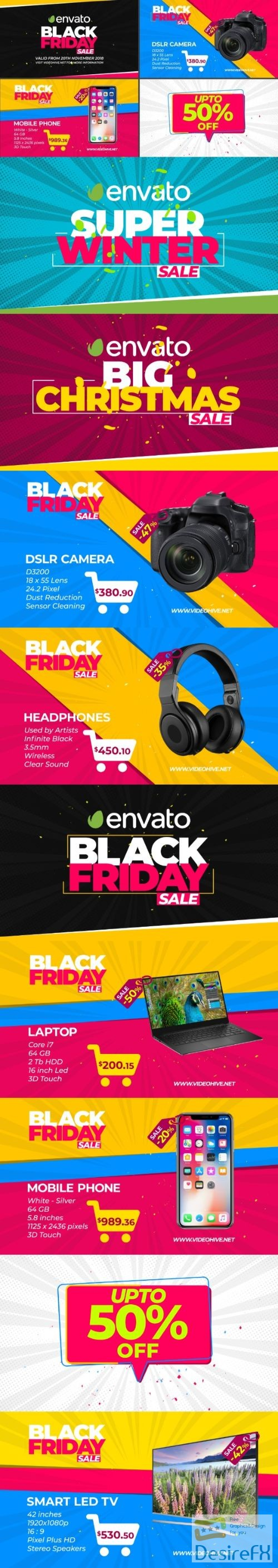 after-effects-projects - Videohive Black Friday Sale Promo 22778888