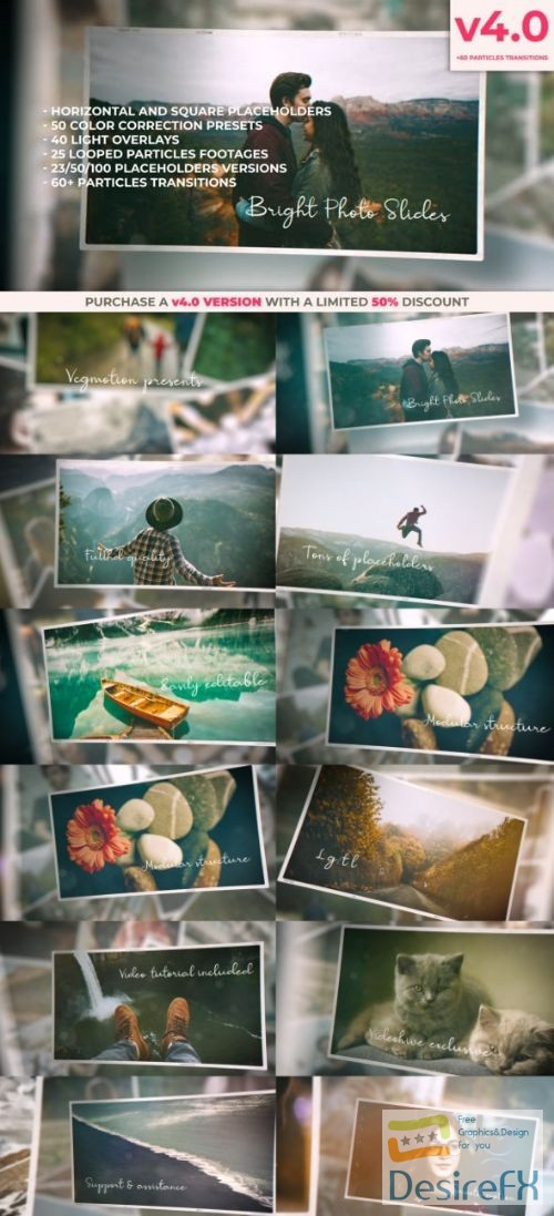 after-effects-projects - Videohive This Is Slideshow V4.0 23649519