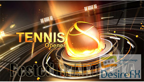 after-effects-projects - Tennis Opener 24685417
