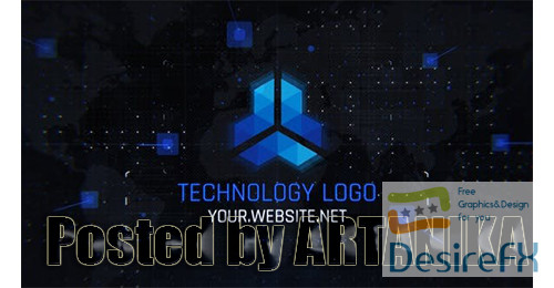 after-effects-projects - Technology Logo 25544564