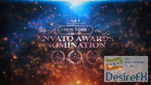 Videohive - Awards | Cinematic And Luxary Titles 25629648