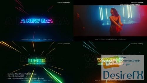 Videohive - Wonder 80s Cinematic Titles - 25624372