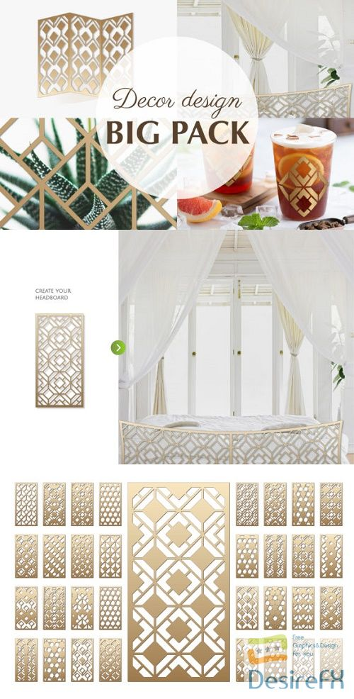 33 Templates Arabic Geometric Pattern - 3074330