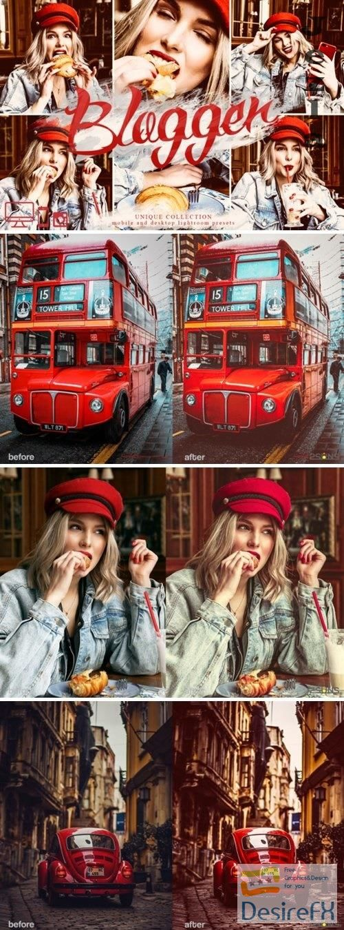 Blogger Mobile Lightroom Presets, Instagram desktop - 521261