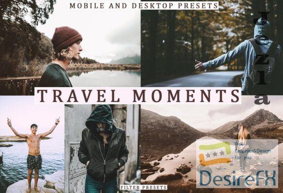Travel Moments Lightroom Presets