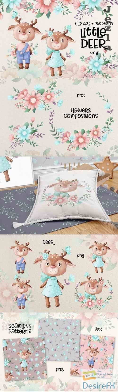 Little deer - 4980643