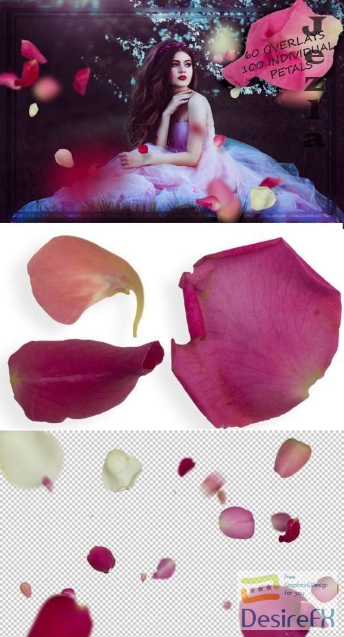 Mix Petals Overlays
