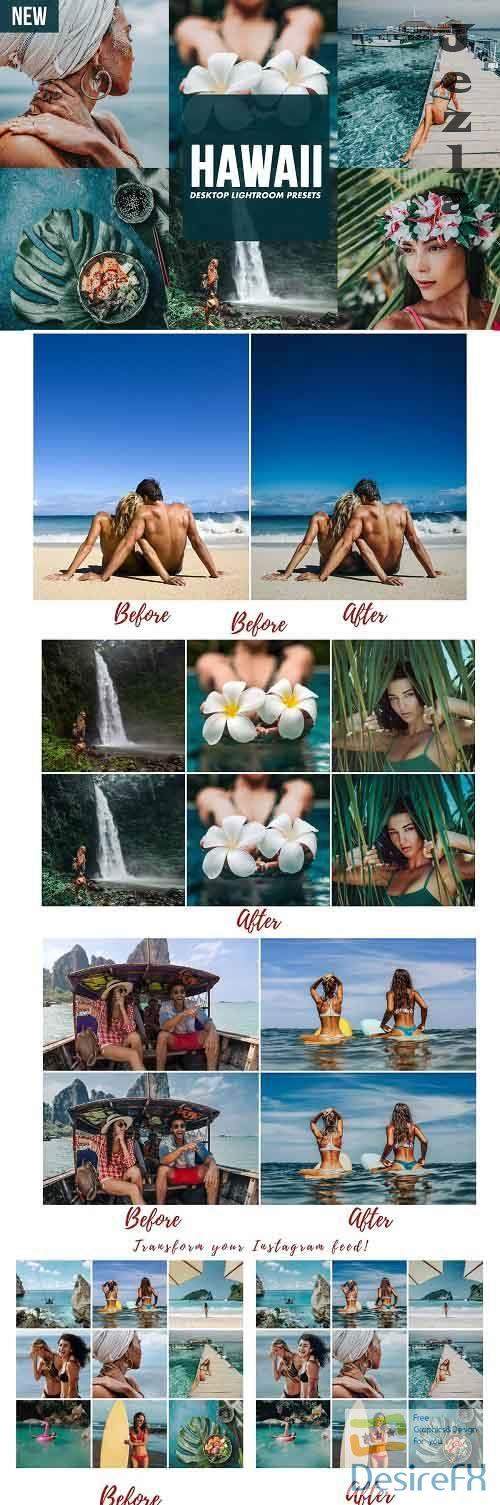 Desktop Lightroom Presets Hawaii 4820627