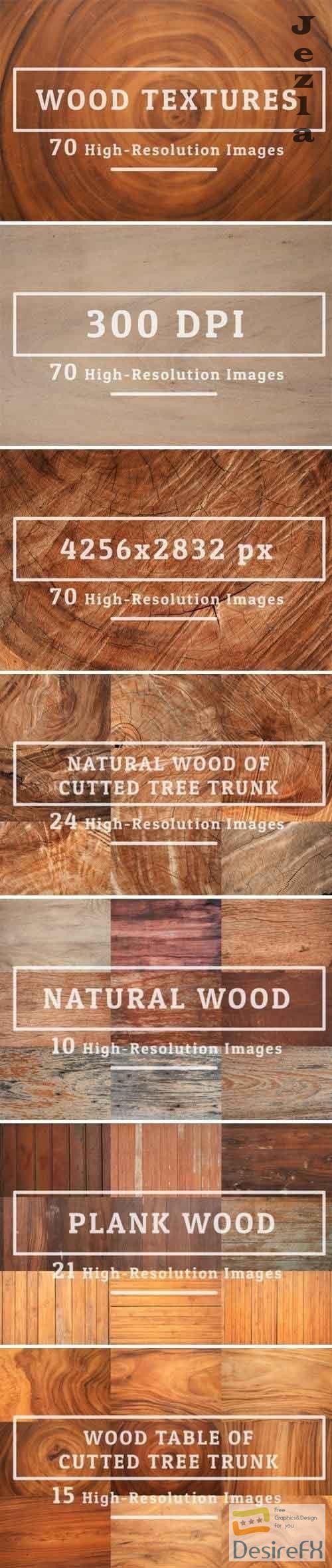 70 Wood Texture Background Set 08 679359