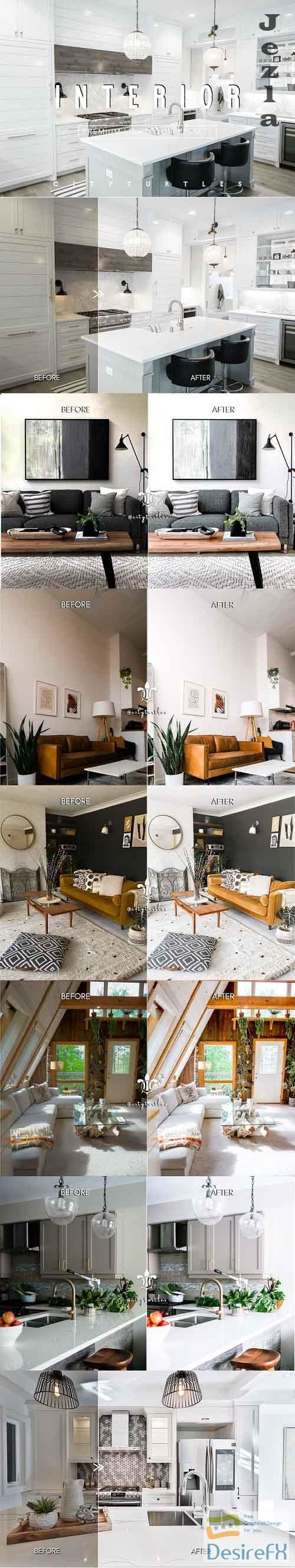 Bright Interior Desktop Presets - 5033109