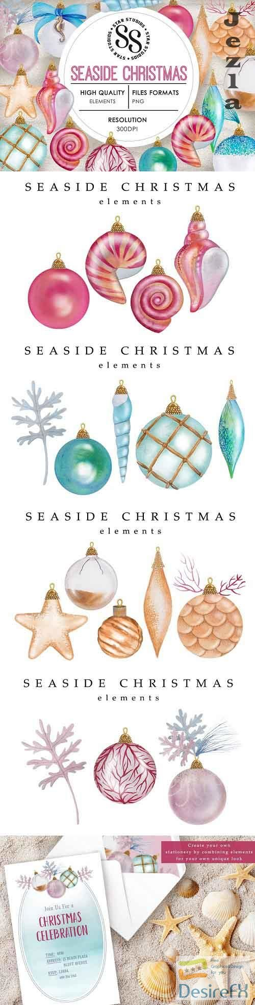 Seaside Christmas - 4763055
