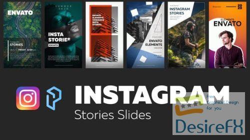 Videohive Instagram Stories Slides Vol. 3 27316384