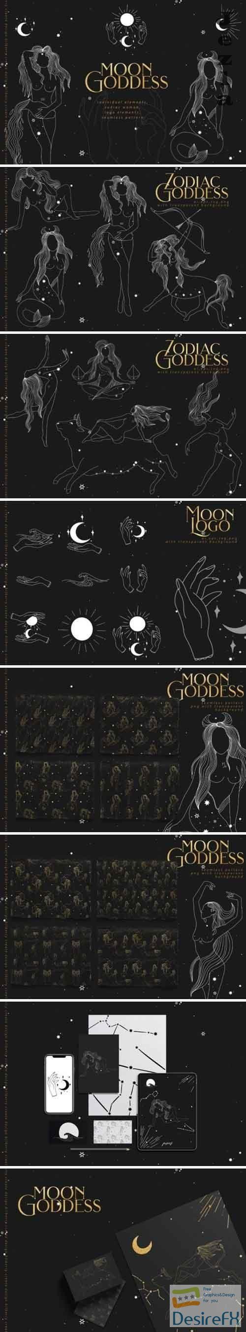 Moon Goddess - 5106457