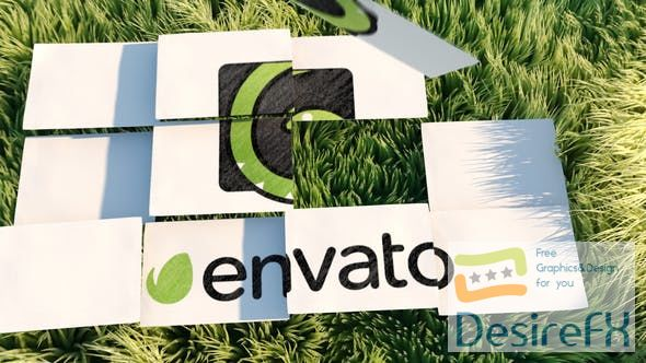 Videohive - Nature Logo Reveal - 22043566