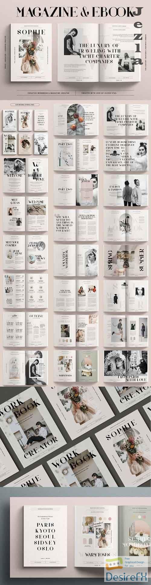 Sophie - eBook & Magazine Creator - 5128857