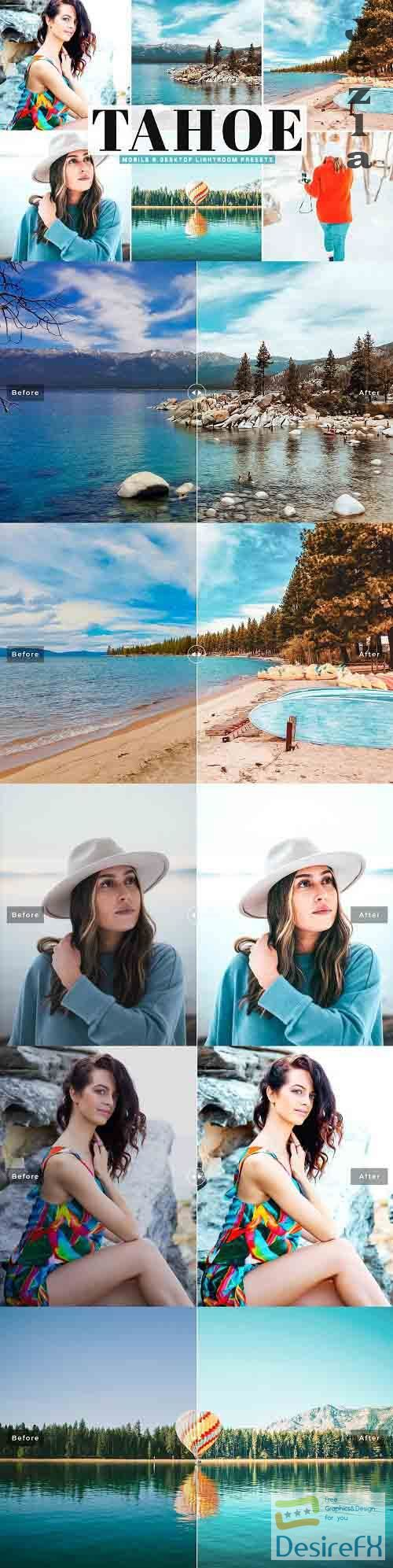 Tahoe Pro Lightroom Presets - 5166241 - Mobile & Desktop