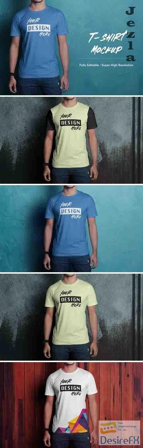 T-Shirt Mockup 3.0
