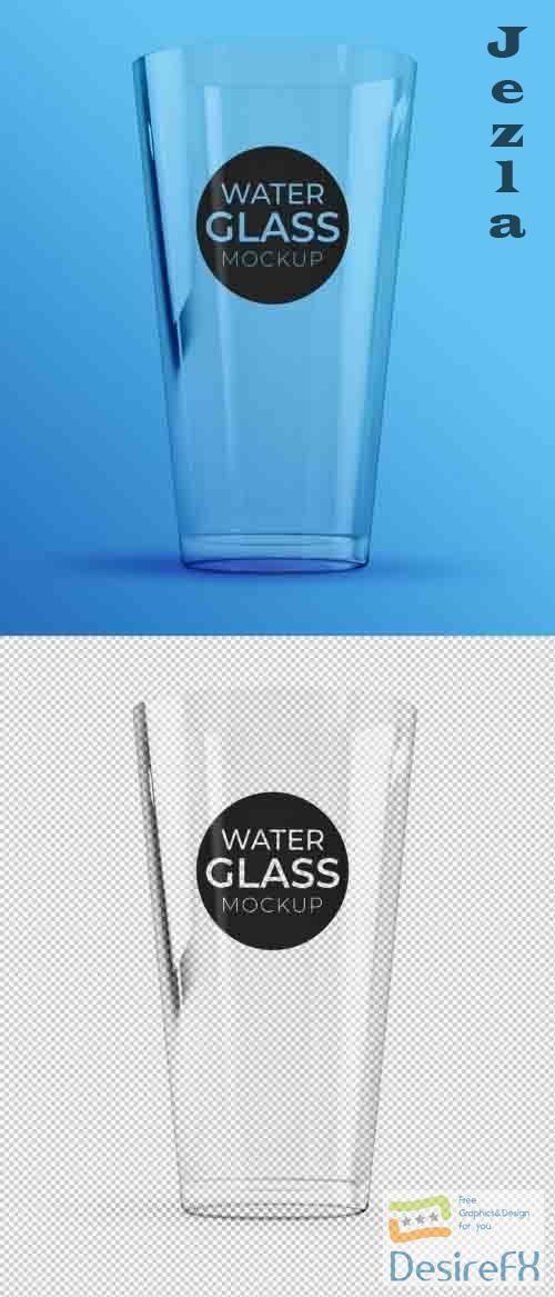 Water Glass Mockup 362641598