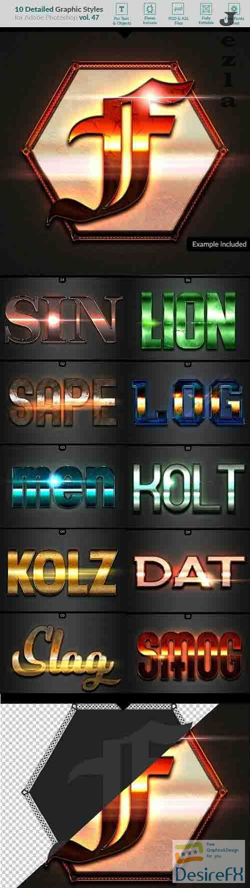 10 Text Effects Vol. 47 - 25885055