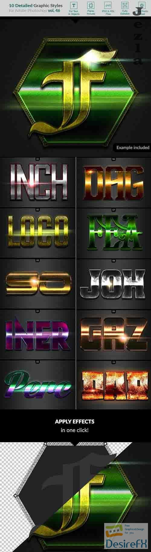 10 Text Effects Vol. 46 - 25813616