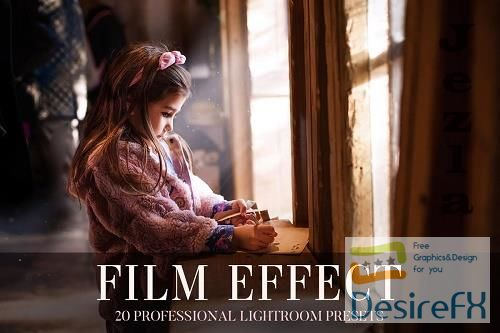 Film Effect Lightroom Presets 4821836