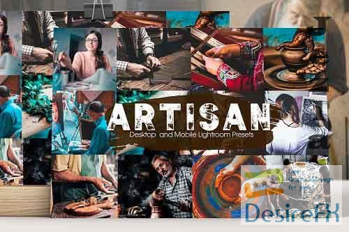 Artisan Lightroom Presets 5251946