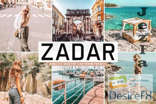 Zadar Pro Lightroom Presets - Mobile & Desktop