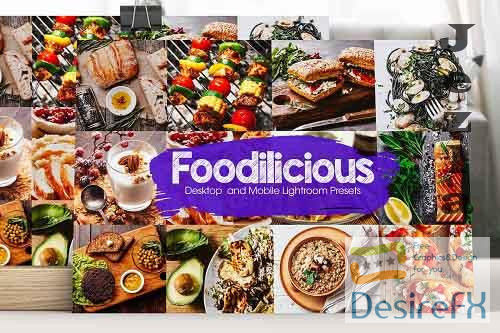 Foodilicious Lightroom Presets - 5183278
