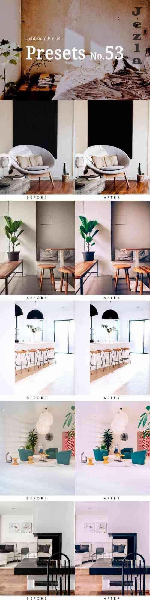 10 Interior Lightroom Presets 5352797