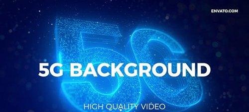 5G Network Background 27225359