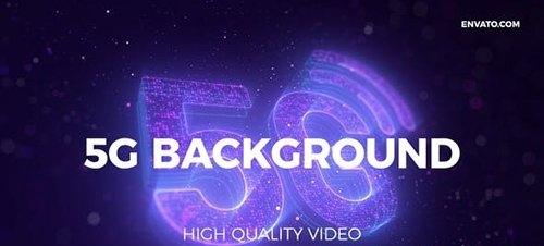 5G Network Background 27431144