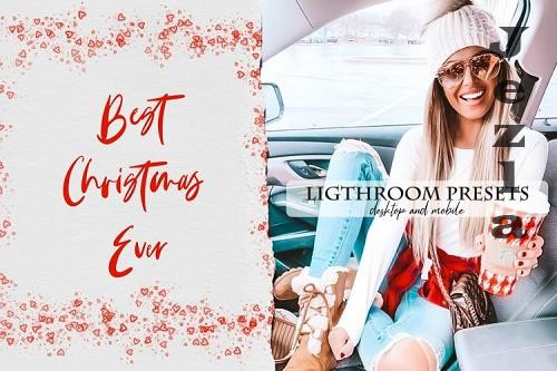 Best Christmas Ever Lightroom Presets - 931305