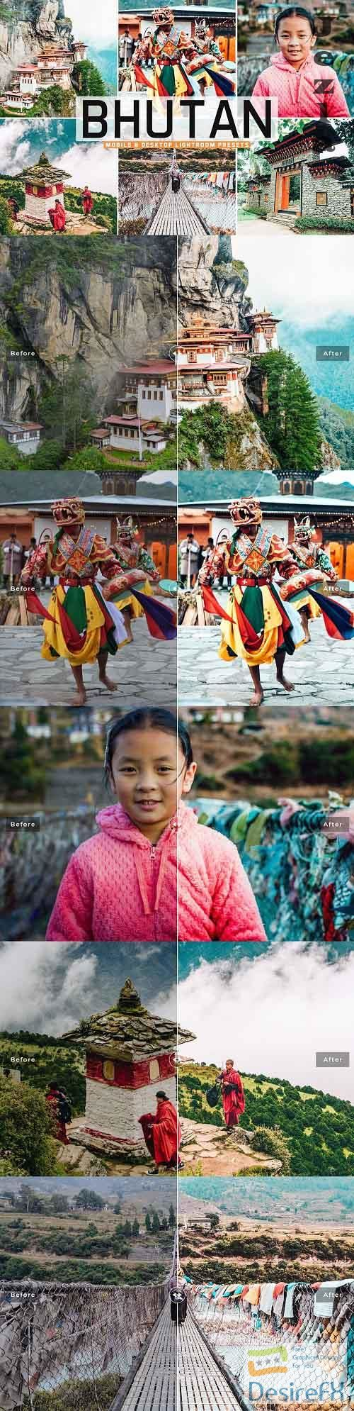 Bhutan Pro Lightroom Presets - 5542490 - Mobile & Desktop