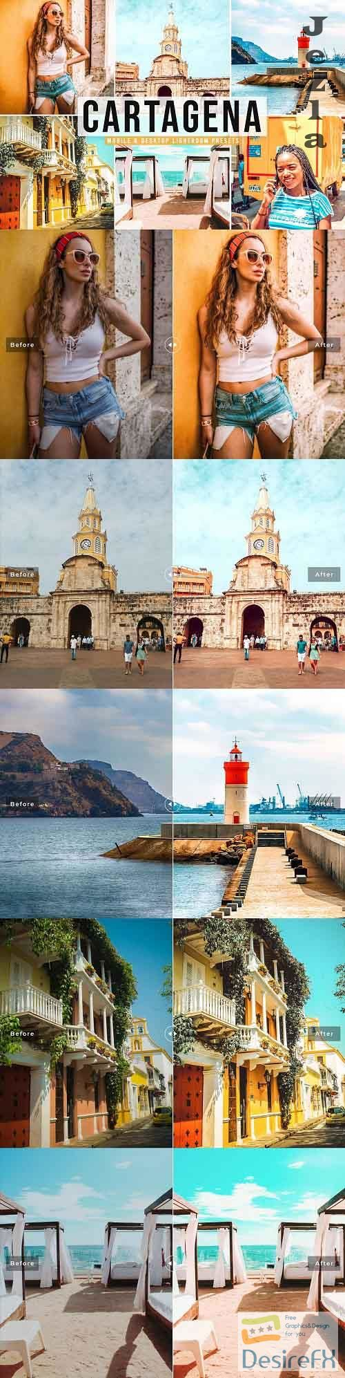 Cartagena Pro Lightroom Presets - 5539970 - Mobile & Desktop