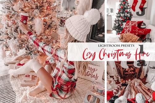 Cozy Christmas Home Lightroom Presets - 931365