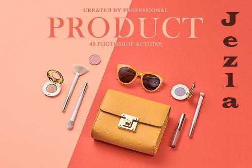CreativeMarket - Product Photoshop Actions 5483171