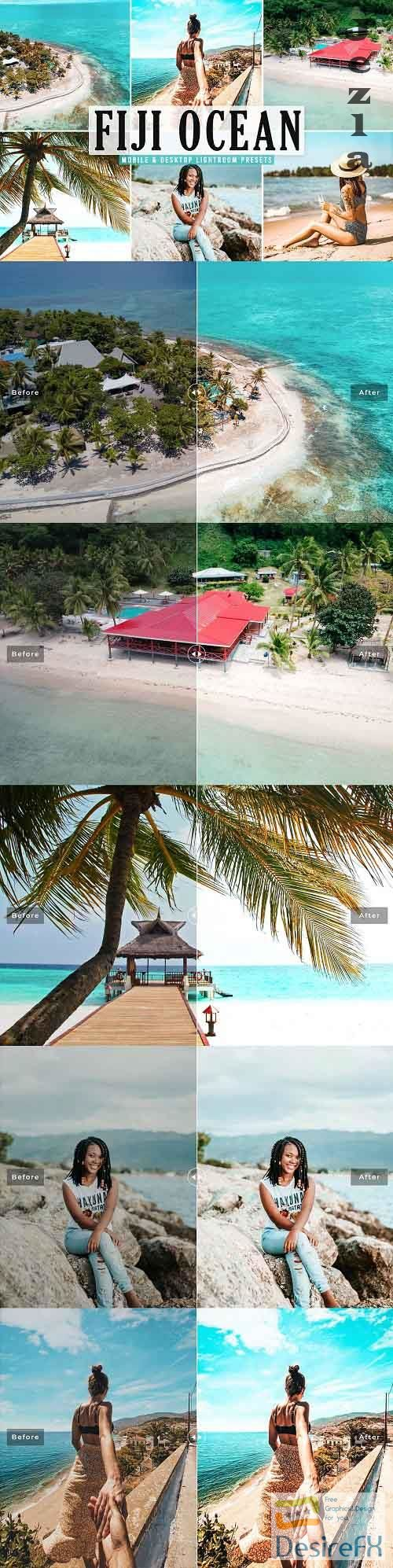 Fiji Ocean Pro Lightroom Presets - 5542413 - Mobile & Desktop