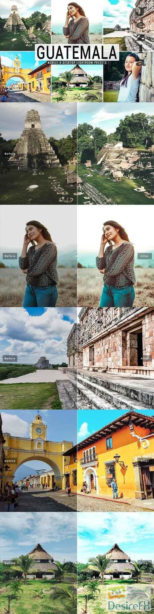 Guatemala Pro Lightroom Presets - 5542358 - Mobile & Desktop
