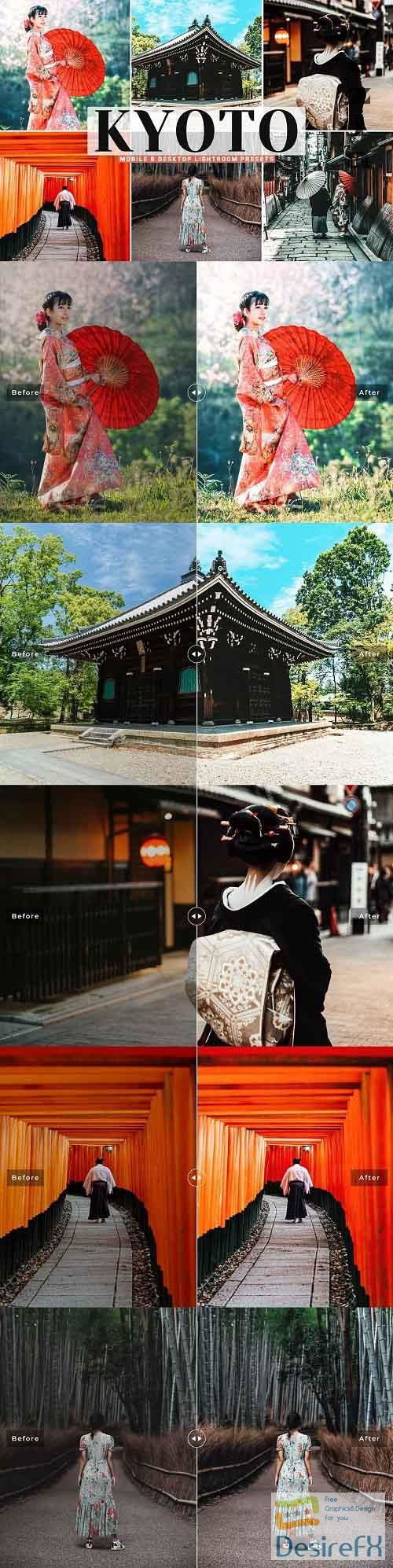 Kyoto Pro Lightroom Presets - 5539763 - Mobile & Desktop