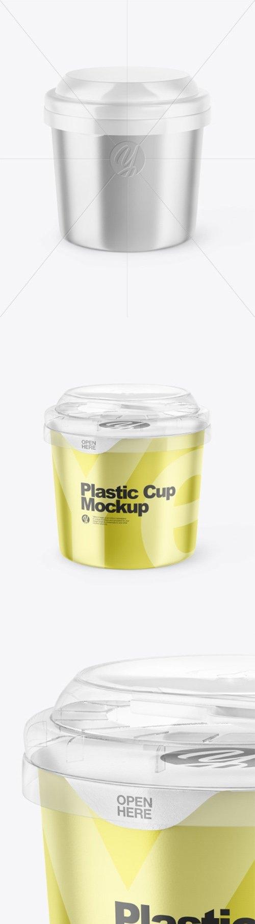 Metallic Cup Mockup 66435