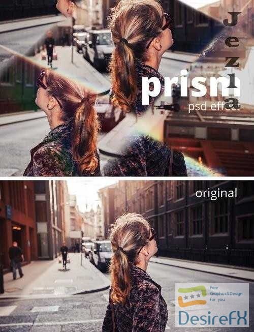 Prism Photography Effect 382477552