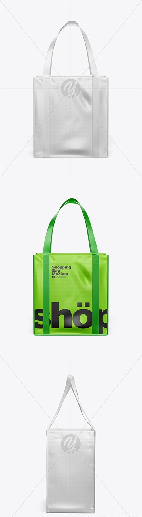 Shopping Bag Mockup 34637