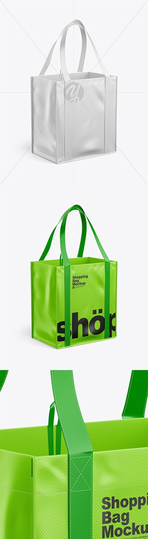 Shopping Bag Mockup 36473