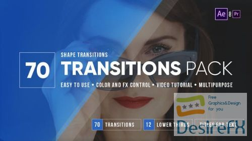 Videohive Transitions 19981614
