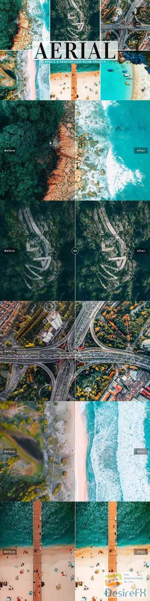 Aerial Pro Lightroom Presets - 5610254 - Mobile & Desktop