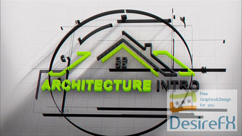 Architect Logo Intro 21581533